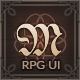 Mercenary - RPG User Interface - GraphicRiver Item for Sale