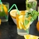 Vitamin Water with Slices of Oranges and Mint - VideoHive Item for Sale