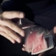 The Magician Works with a Deck of Cards - VideoHive Item for Sale