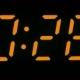 Digital Clock Counts from Zero to Twenty-nine - VideoHive Item for Sale