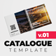 Square Catalogue / Brochure - GraphicRiver Item for Sale