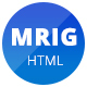 Mrig - Multi-purpose Template