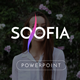 Soofia Multipurpose PowerPoint Template - GraphicRiver Item for Sale