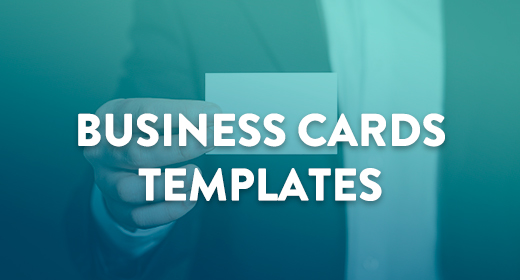 Business Cards templates by GBS