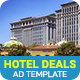 Tour & Travel | Hotel Booking Banner (TT006) - CodeCanyon Item for Sale