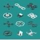 Isometric Drones