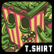 Pop Your Day T-Shirt Design - GraphicRiver Item for Sale
