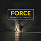 Force Multipurpose Keynote Template - GraphicRiver Item for Sale