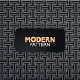 Modern Pattern --Vector file-- - GraphicRiver Item for Sale