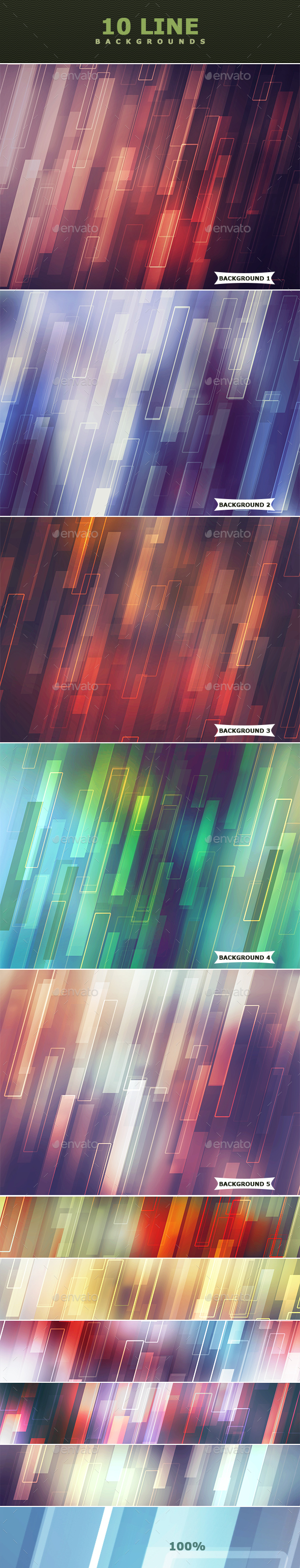 Line Photoshop Backgrounds - Abstract Backgrounds
