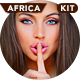 African Music Background Kit