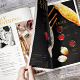 Restaurant Menu in a Magazine Style - GraphicRiver Item for Sale