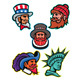American and British Mascots Collection - GraphicRiver Item for Sale