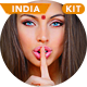 Upbeat Beautiful India Adventure Kit