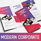 Modern Corporate Tri-Fold Brochure Template - GraphicRiver Item for Sale