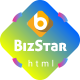 BizStar | Responsive Multi-Purpose HTML Template - ThemeForest Item for Sale