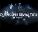 Quicksilver Reveals Title - VideoHive Item for Sale