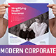 Modern Corporate A3 Poster Template - GraphicRiver Item for Sale