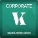 Upbeat Corporate Background - AudioJungle Item for Sale