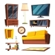 Living Room Furniture Items