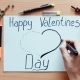 Artist Makes Surprise for Valentines Day. Expression of Feelings Through Art - VideoHive Item for Sale
