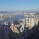 View of Hong Kong from Victoria Peak - VideoHive Item for Sale