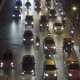 Traffic Jam on the Streets of Bangkok, Thailand - VideoHive Item for Sale