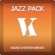 Upbeat Jazz Pack - AudioJungle Item for Sale