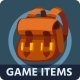 Game Items Pack #2 - GraphicRiver Item for Sale