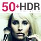 50 + HDR