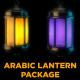 Arabic Lantern Package - VideoHive Item for Sale