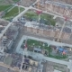 Construction of New Homes, Aerial View - VideoHive Item for Sale