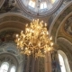 Large Hand-painted Dome of the Cathedral - VideoHive Item for Sale