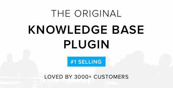 Knowledge Base | Helpdesk | Support | Wiki WordPress Plugin - CodeCanyon Item for Sale