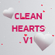 Clean Hearts V1 - VideoHive Item for Sale