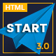 Start - Basic Business HTML5 & CSS3 Template - ThemeForest Item for Sale