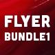 Club Flyer Bundle 1 - GraphicRiver Item for Sale