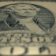 4K 2 Dollar Bill Front Close Up Macro Detail Scan - VideoHive Item for Sale