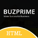 Busprime - Consulting & Business HTML Template - ThemeForest Item for Sale