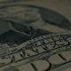 4K 2 Dollar Bill Front Close Up Macro Detail 2 - VideoHive Item for Sale