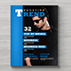 Trend - Multipurpose Magazine - GraphicRiver Item for Sale