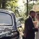 Bridegroom Hugs and Kisses His Wife - VideoHive Item for Sale