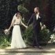 Wedding Couple at a Walk in the Park - VideoHive Item for Sale