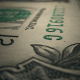 4K 1 Dollar Bill Front Close Up Macro Detail 4 - VideoHive Item for Sale