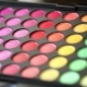 Make-up, Colorful Eye Shadows Palette, Set of Colored Shadows for Make-up - VideoHive Item for Sale