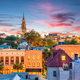 Charleston, South Carolina, USA Skyline - PhotoDune Item for Sale