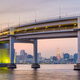 Tokyo, Japan at Rainbow Bridge - PhotoDune Item for Sale