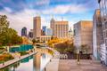 Indianapolis, Indiana, USA Skyline - PhotoDune Item for Sale