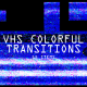VHS Colorful Transitions - VideoHive Item for Sale