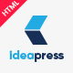 Ideapress - Crowdfunding & Fundraising HTML Template